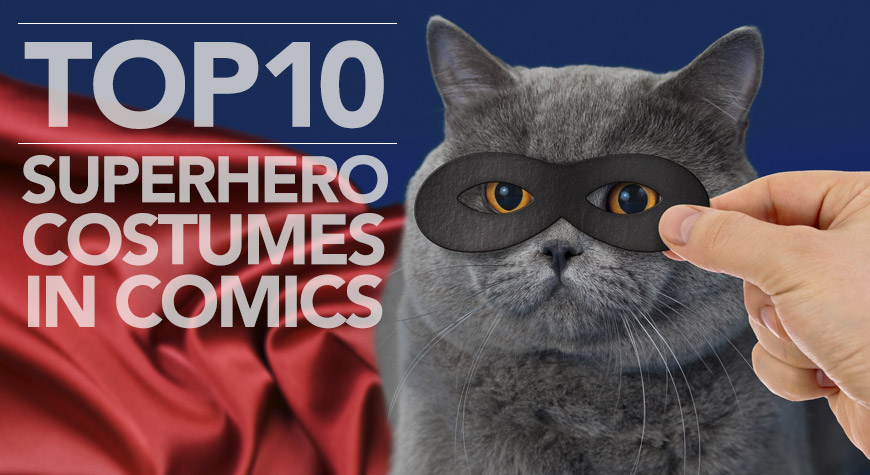 Top 10 Best Comic Book Costumes of All Time