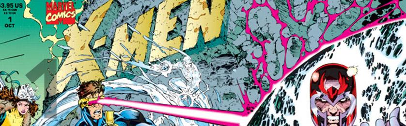 X-Men (1991) No. 1 (7.1 Million copies)