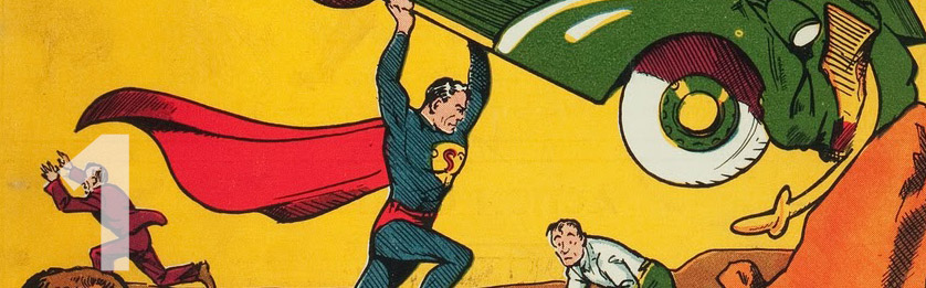 Action Comics (1938) No. 1