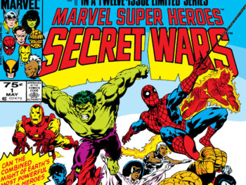 TOP 10 MARVEL LIMITED SERIES