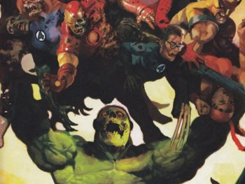 TOP 10 MONSTERS IN COMICS