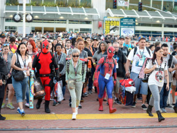 TOP 10 BEST THINGS ABOUT COMIC CONS