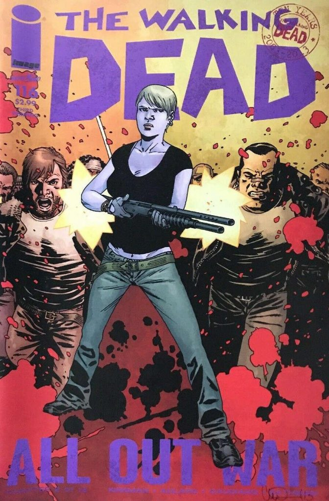 The Walking Dead (2003) No. 116 Third Print